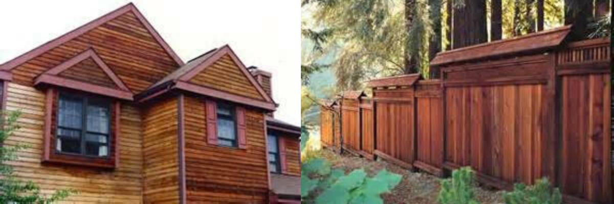 Santa Cruz Redwood Siding Any Pattern