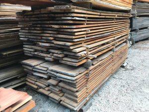Santa Cruz Salvaged Old Growth Redwood